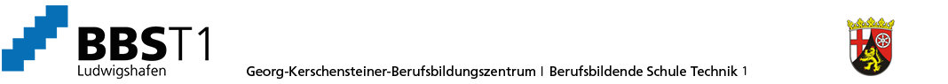BBS Technik 1 Ludwigshafen Logo
