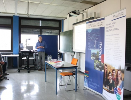 Studien- und Berufsinformationstag an der BBS Technik 1